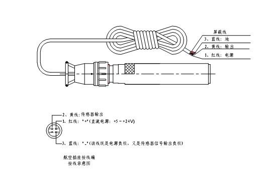 CYT-9100 磁阻式转速传感器 CYT9100H霍尔转速传感器