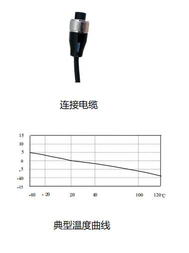 三轴向压电式加速度传感器