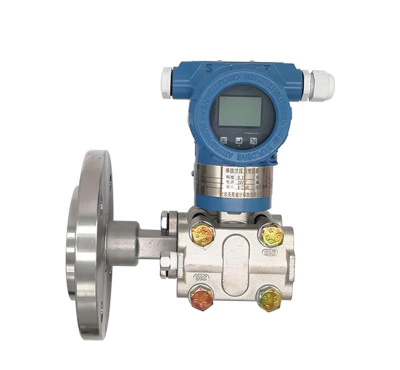 3051LT 单法兰液位变送器